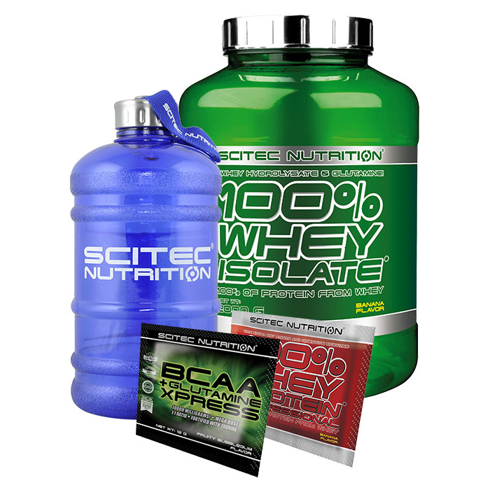 Whey Isolate 700g Strawberry