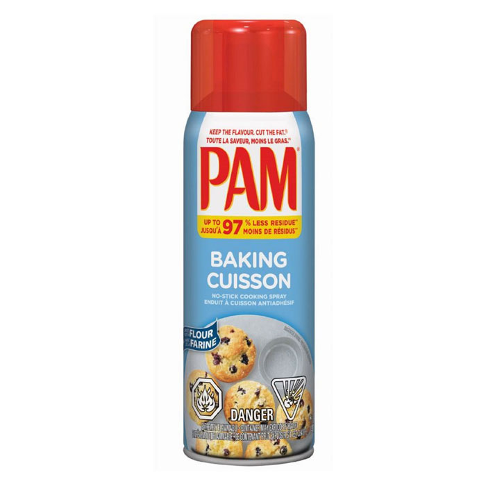 Image of PAM PAM Baking Spray 141g