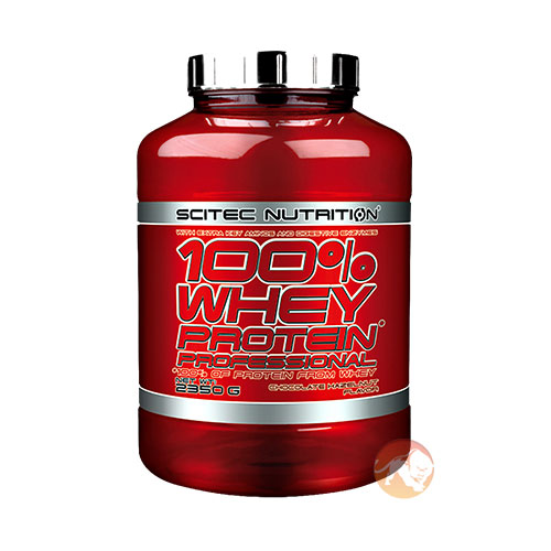 100% Whey Protein Professional 2350g Vanilla Very Berry