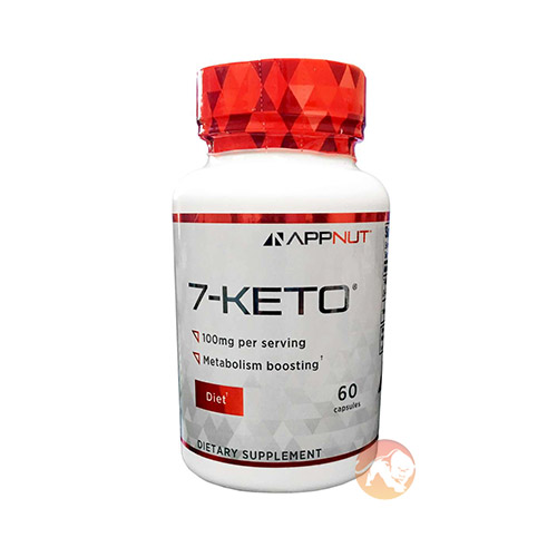 Image of Applied Nutriceuticals 7-Keto 60 Capsules