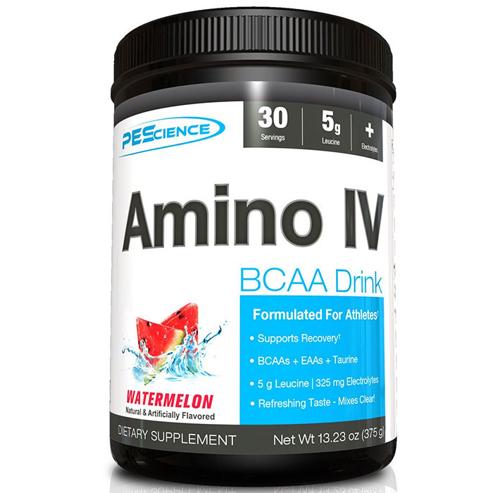Amino IV 30 Servings-Peach