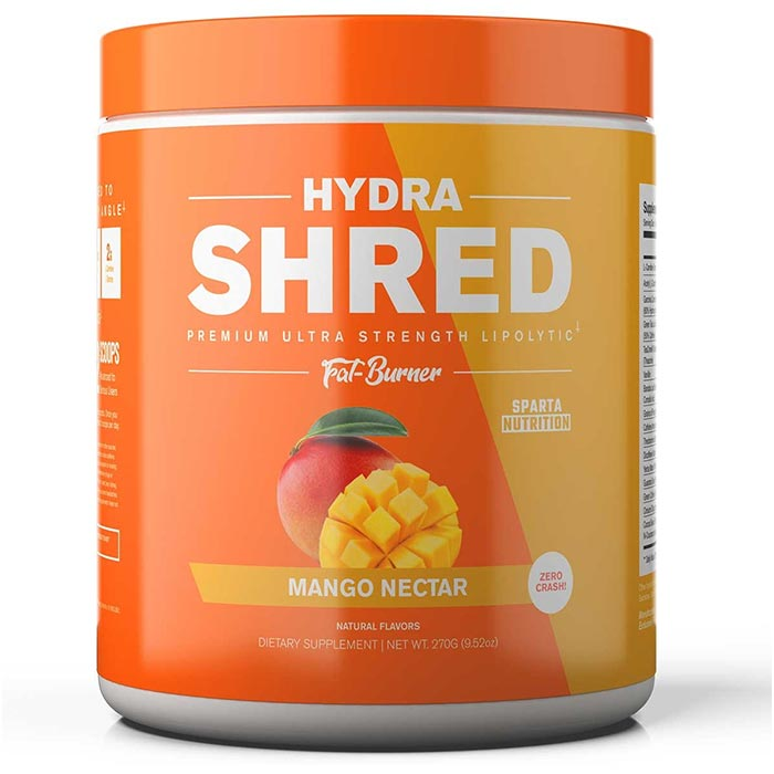 Hydra Shred 60 Servings Cold Brewed Coffee