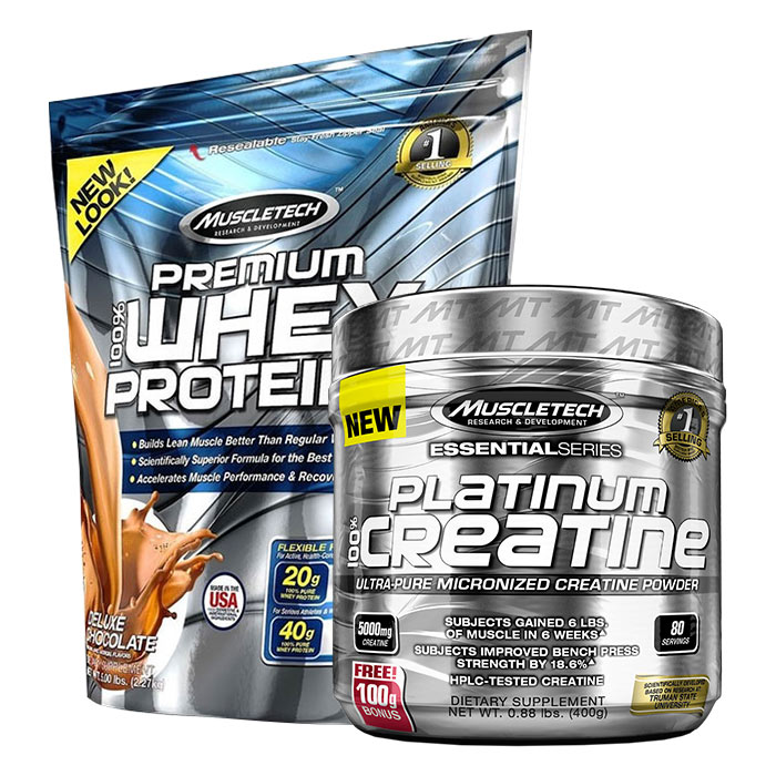 Premium Whey Protein Plus 2.27kg Chocolate