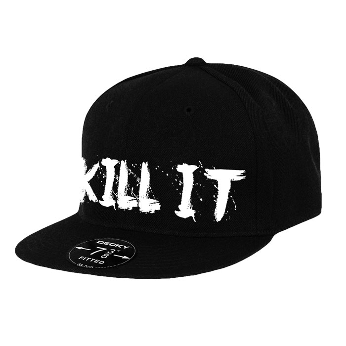 Image of 5% Rich Piana Kill It Cap Black