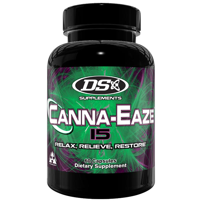 Image of Driven Sports Canna-Eaze 15 60 Capsules