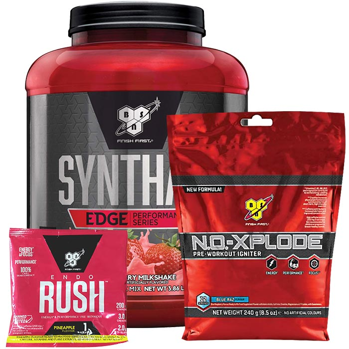 Syntha-6 Edge 1.78kg 48 Servings - Cookies & Cream