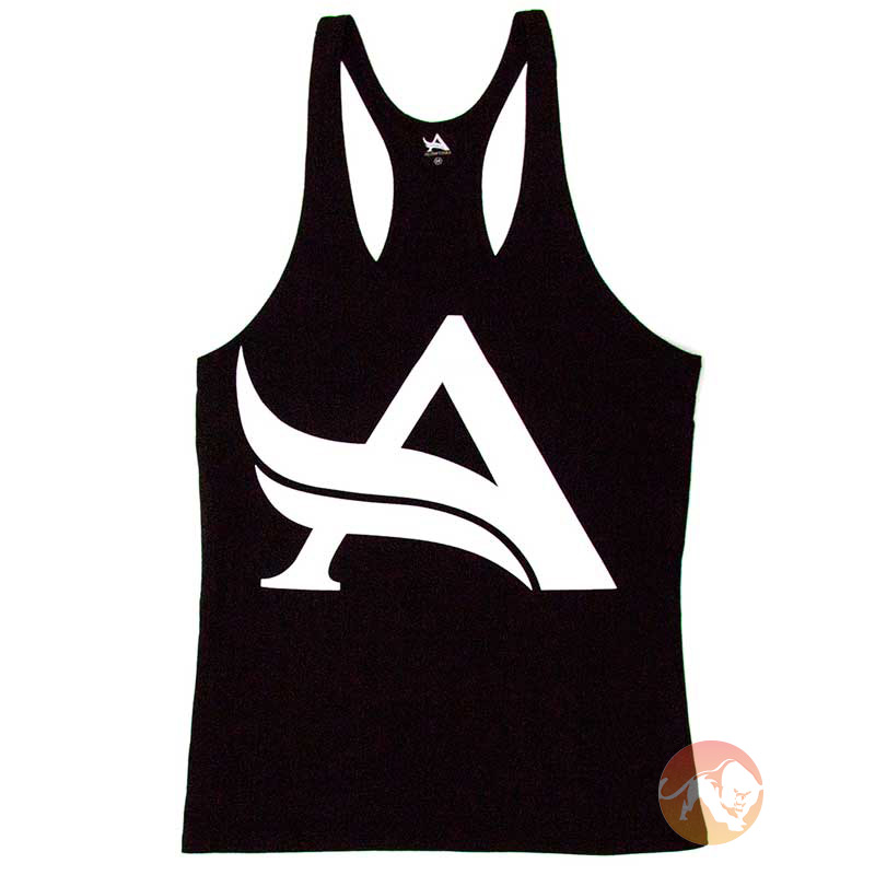 Image of Aesthetix Era Stringer Black White Small