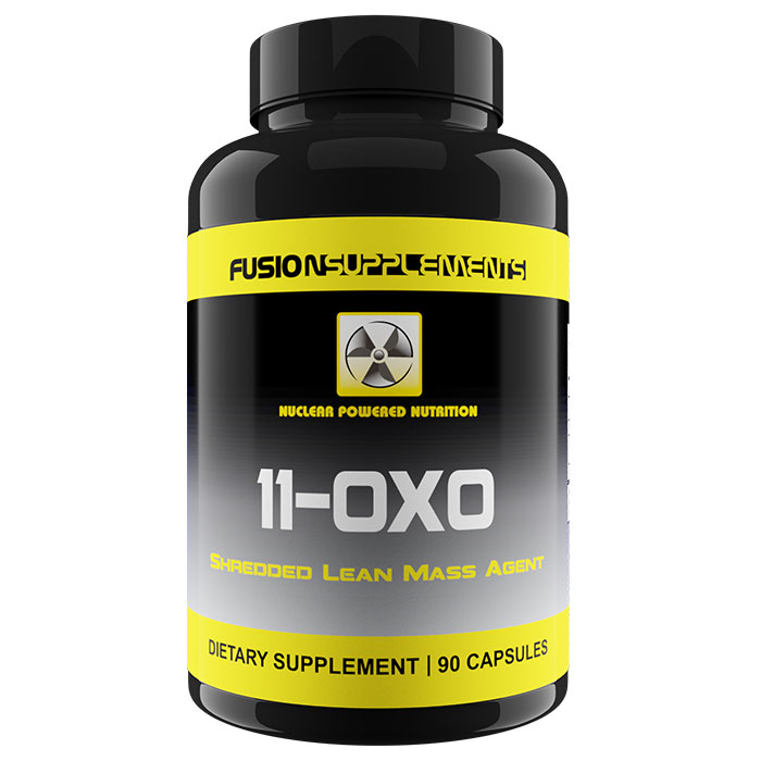 Image of Fusion supplements 11-OXO 90 Capsules