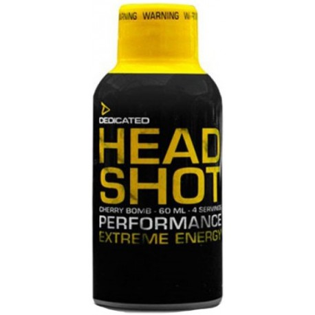Dedictaed Nutrition Heat Shot 60ml