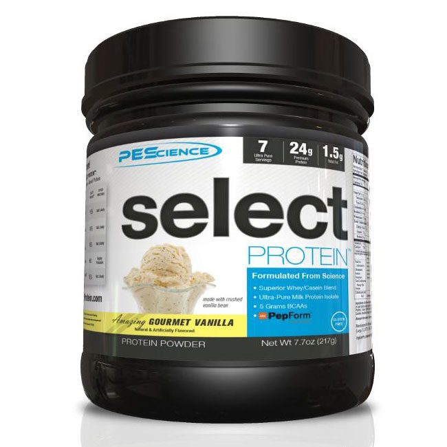Select Protein 7 Servings Gourmet Vanilla