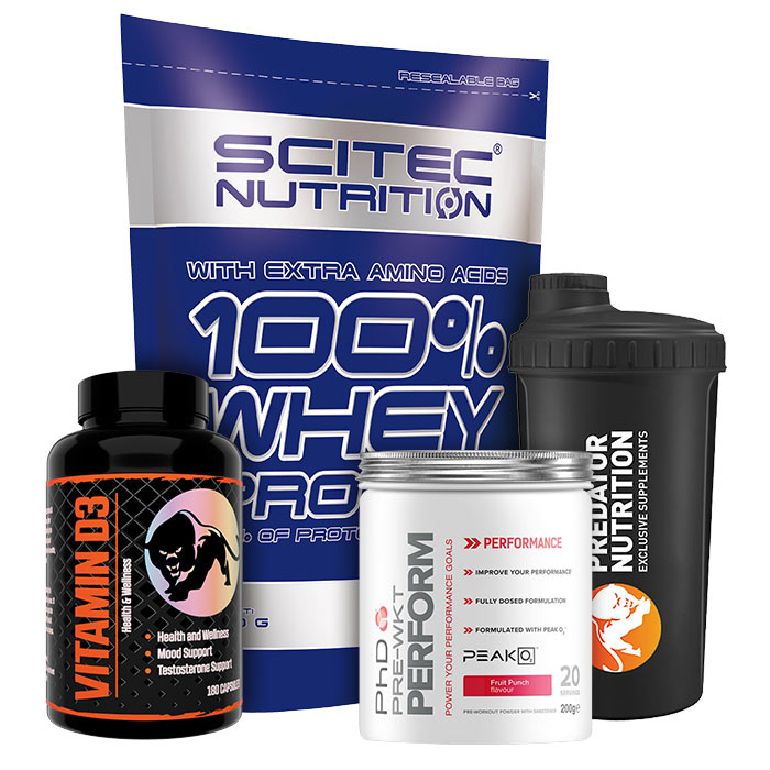Fitness Bundle worth £40