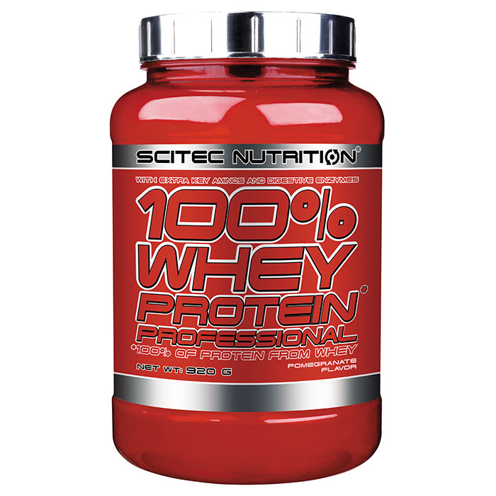 100% Whey Protein Professional 920g Pomegranate