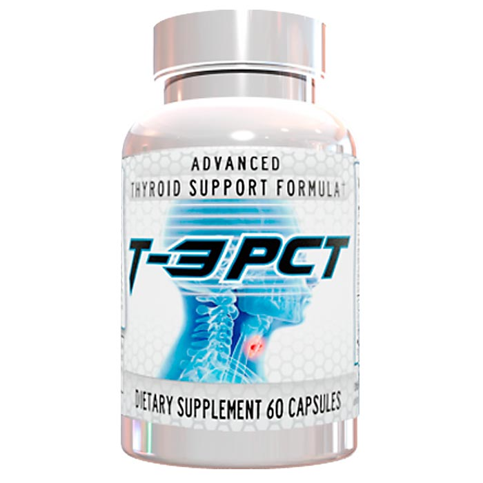 Image of Need to build muscle T-3 PCT 60 Capsules