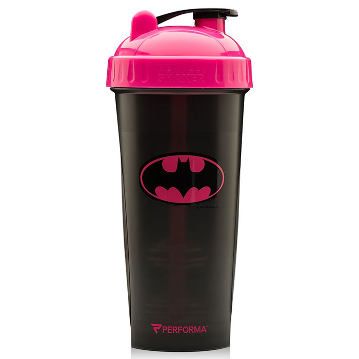 Pink Batman Shaker 800ml