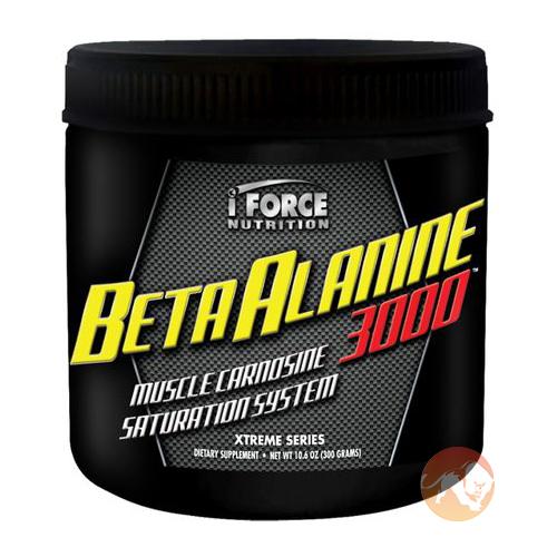 Image of IForce Nutrition Beta Alanine 3000 Powder 300g