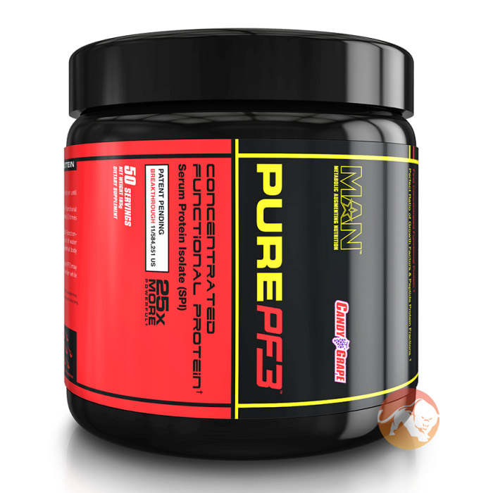 Pure PF3 50 Servings - Unflavoured