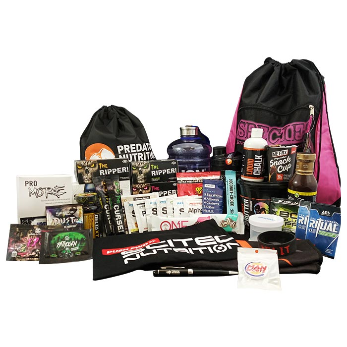 Image of Predator Nutrition Birthday Giftpack Worth £200