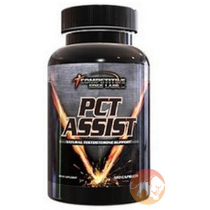 Image of Competitive Edge Labs PCT Assist 120 Caps