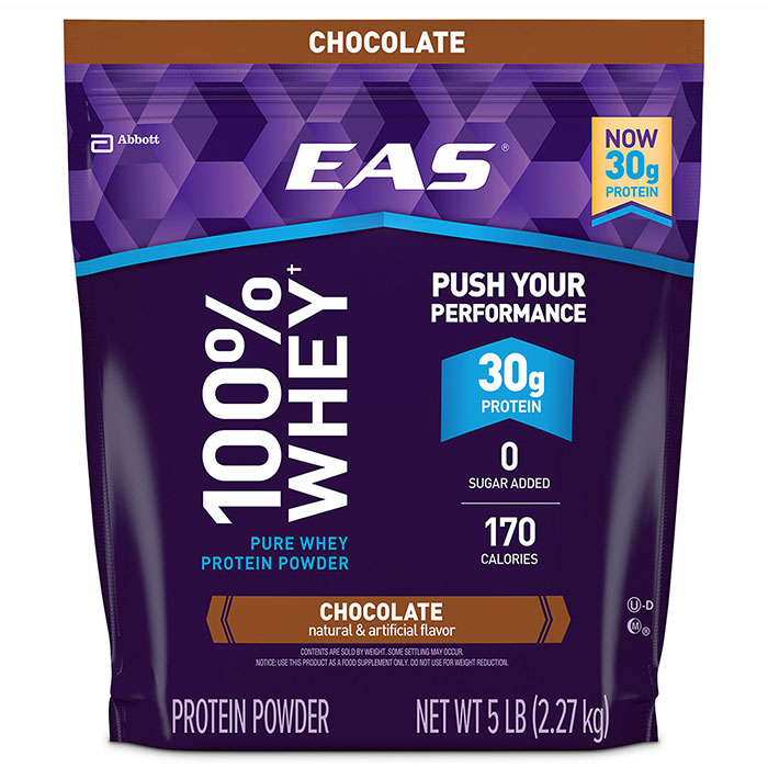 100% Whey Protein 2.27kg Chocolate