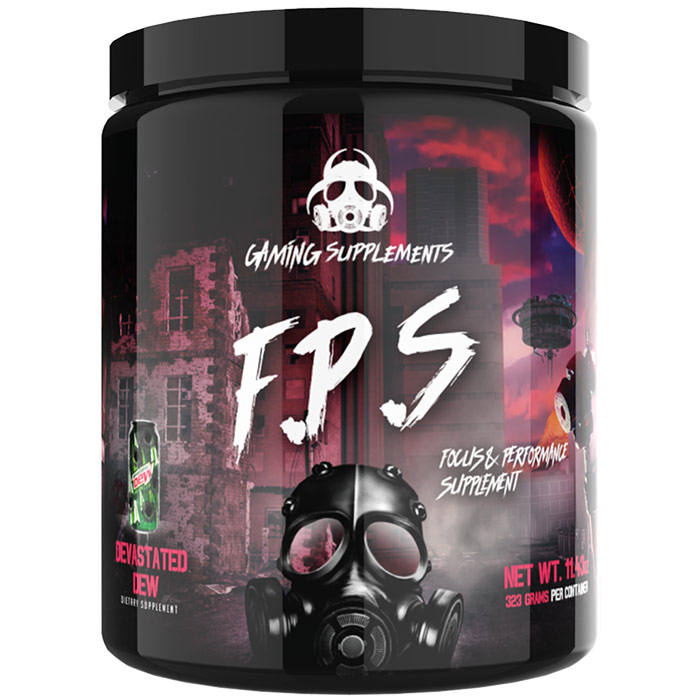 Image of Outbreak Nutrition F.P.S 30 Servings Devastated Dew