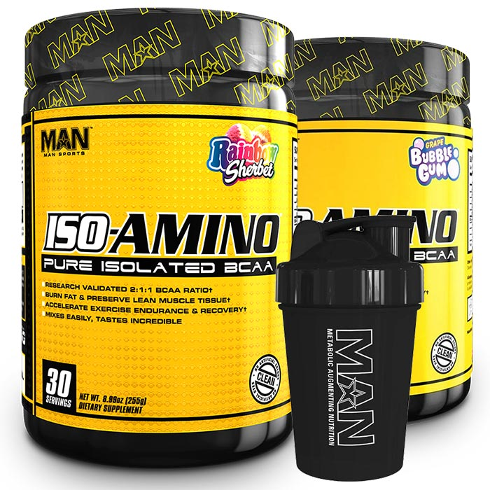 ISO-Amino 30 Servings Rose Champagne