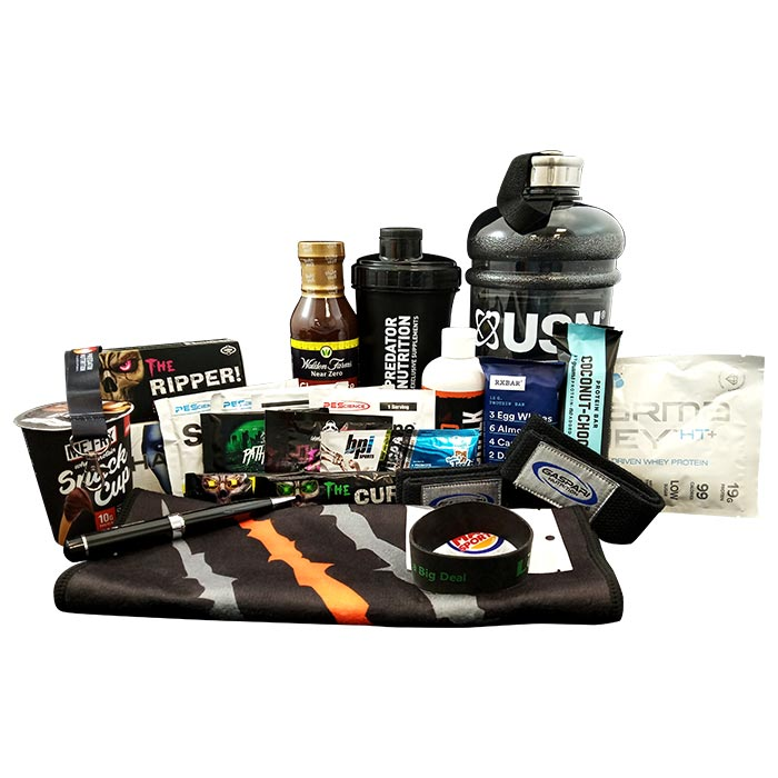 Image of Predator Nutrition Birthday Giftpack Worth £100