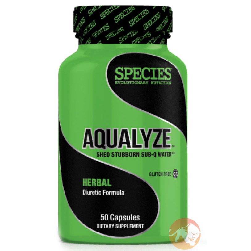 Image of Species Nutrition Aqualyze 50 caps