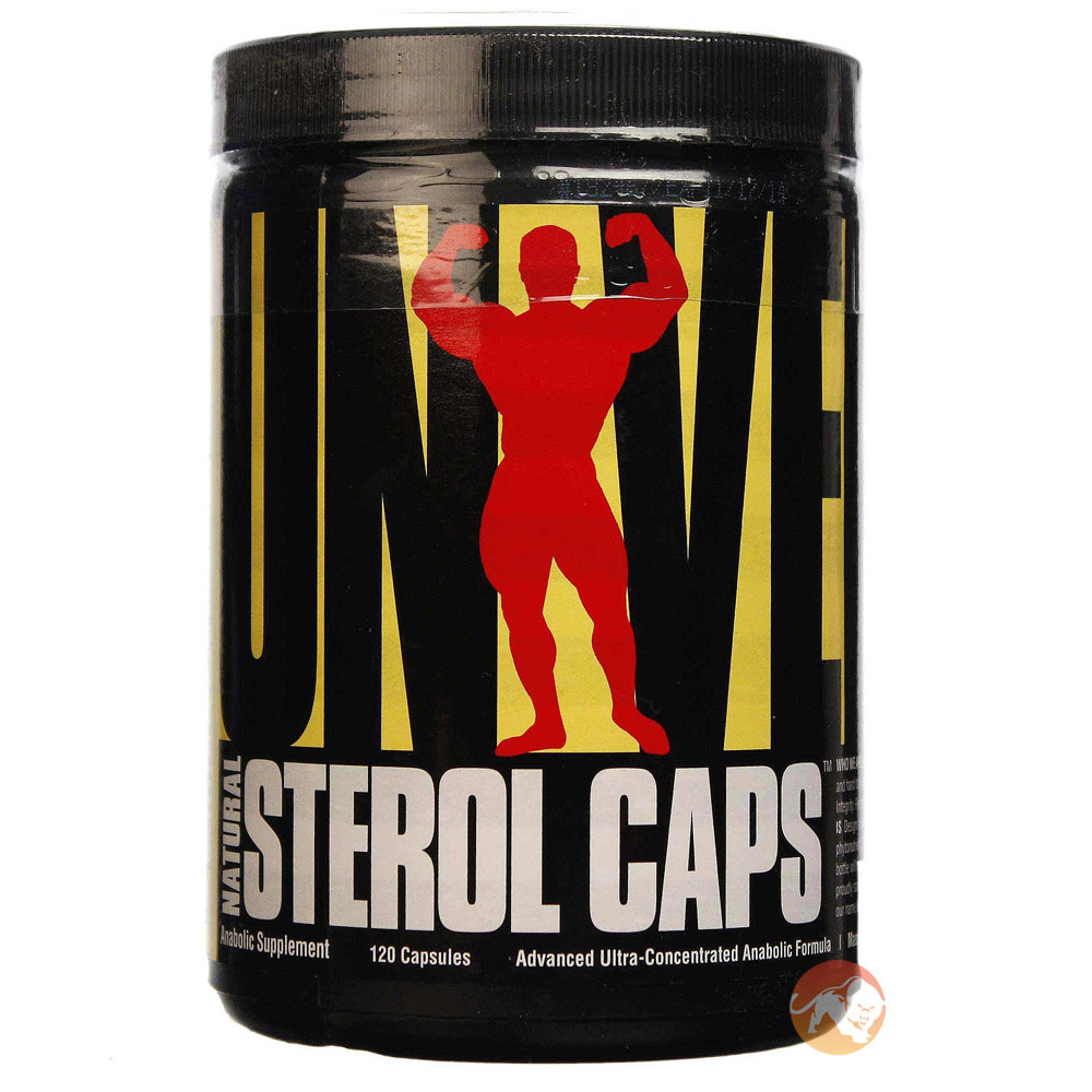 Image of Universal Nutrition Natural Sterol 180 Tabs