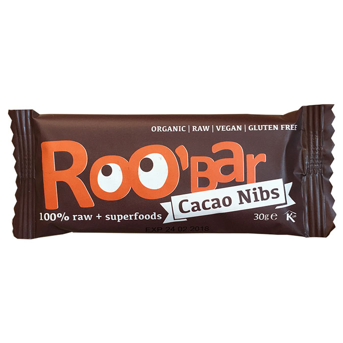 Image of Roobar Roo Bar Superfood Bar 1 Bar