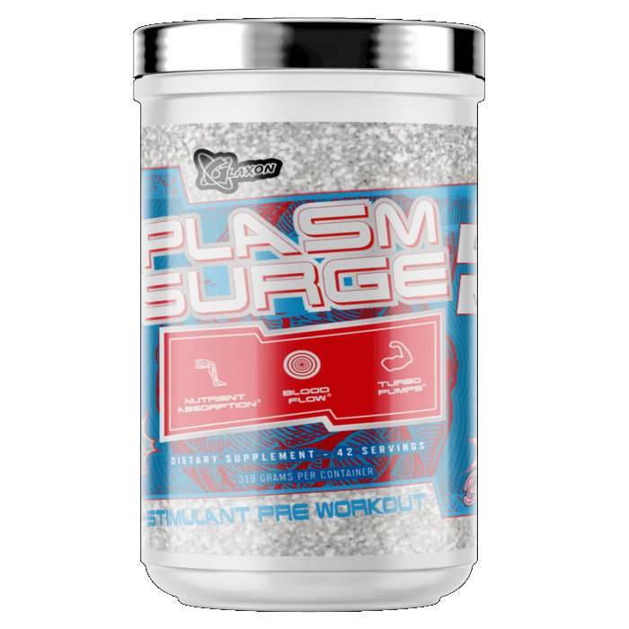 Image of Glaxon Plasm Surge 42 Servings Unflavoured