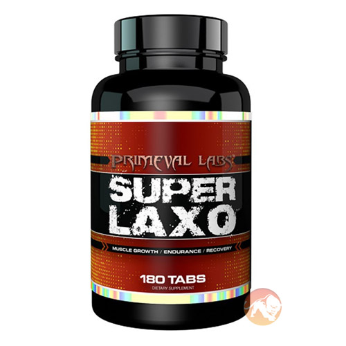 Image of Primeval Labs Super Laxo 180 Tabs