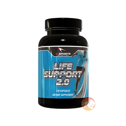 Image of AI Sports Nutrition Life Support 2.0 120 Caps