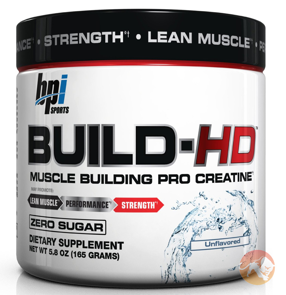 Build-HD 30 Servings Fruit punch