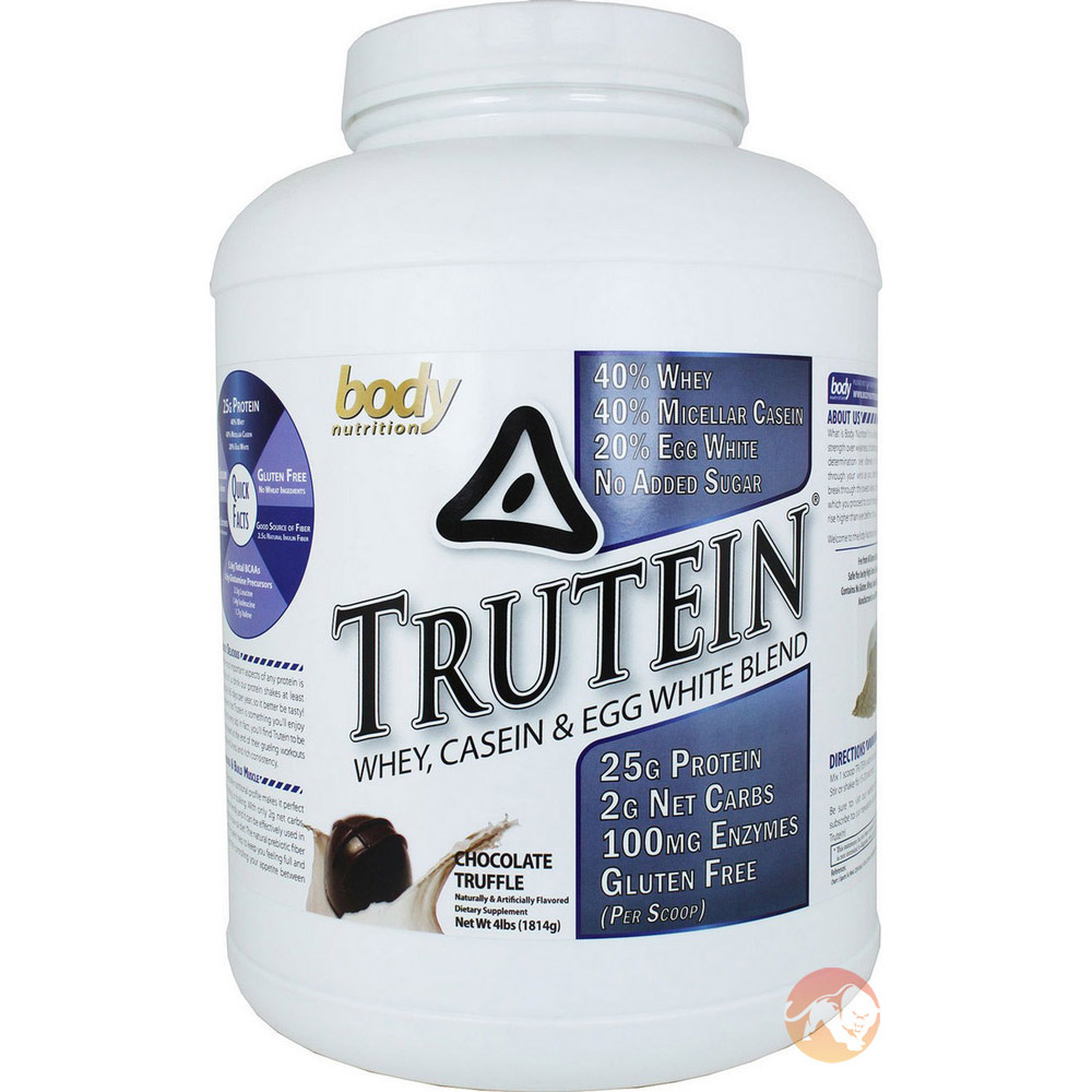 Trutein 4lb -Chocolate Peanut Butter Cup