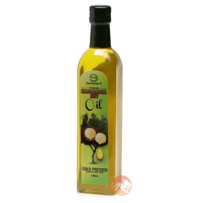 Image of Species Nutrition Macadamia Nut Oil 500ml
