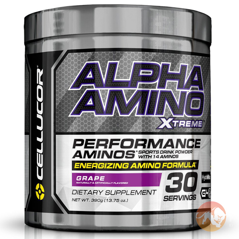 Alpha Amino Xtreme 30 Servings Grape