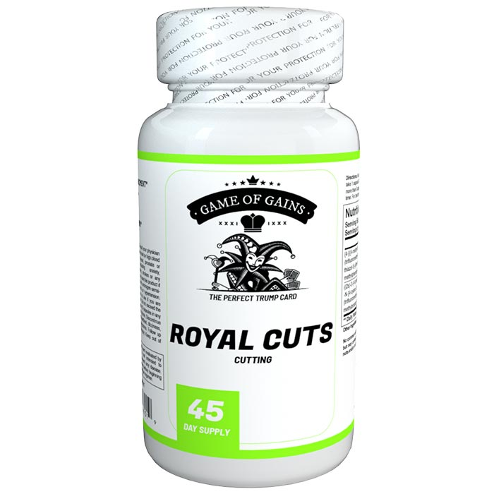 Image of Game Of Gains Royal Cuts 90 Capsules