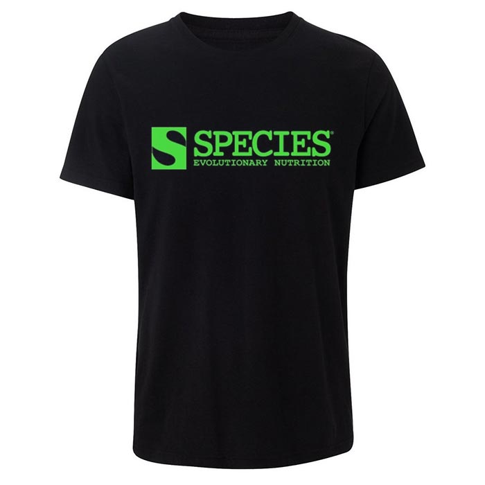 Species T-Shirt Medium Black