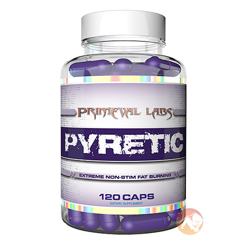 Image of Primeval Labs Pyretic 120 Caps