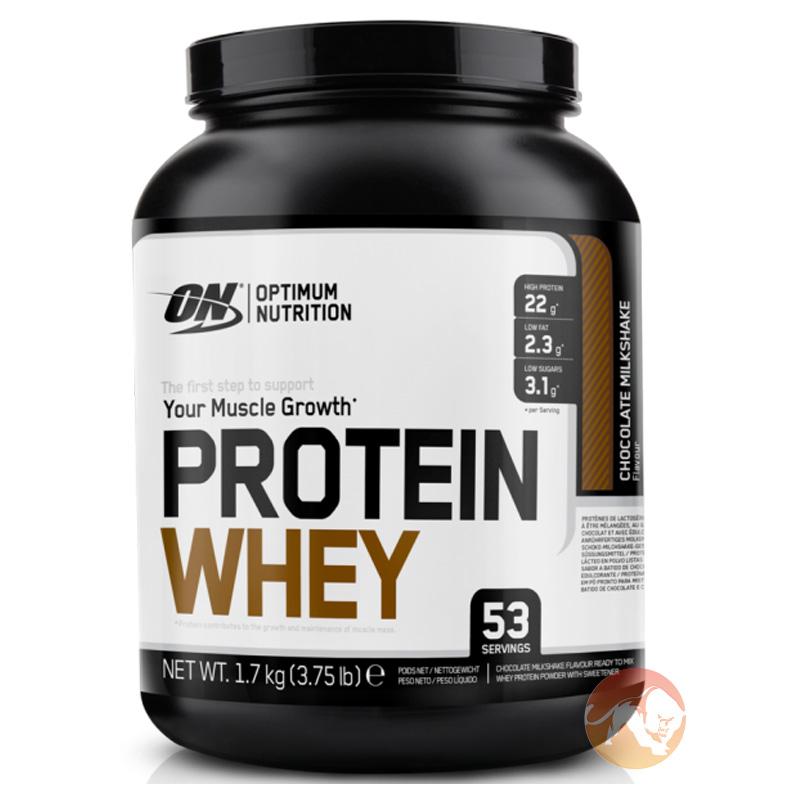 Protein Whey 1.7kg Strawberry Smoothie