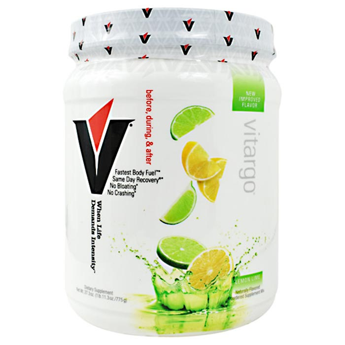 Image of Vitargo Vitargo 20 Servings Lemon Lime