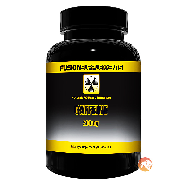 Image of Fusion supplements Caffeine 90 Caps