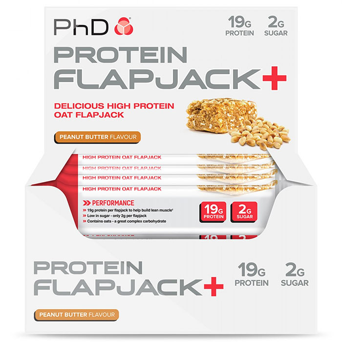 Protein Flapjack Make At Home