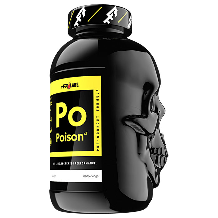 Poison Pre-Workout 400g Cherry Bomb