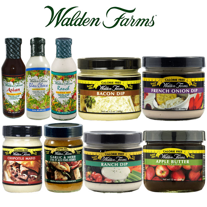 Walden Farms Dated Stock - Pack #7