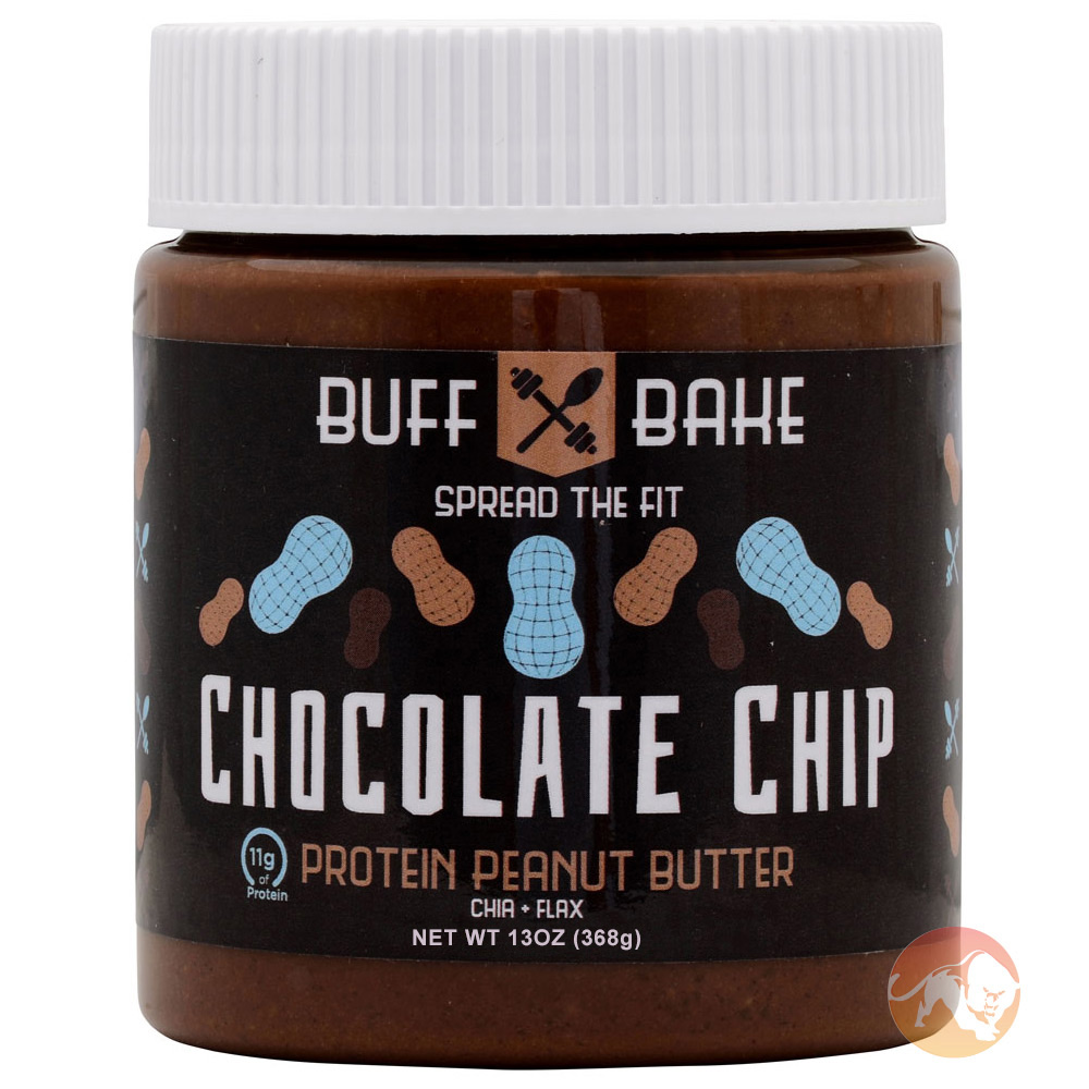 Chocolate Chip Peanut Butter 368g