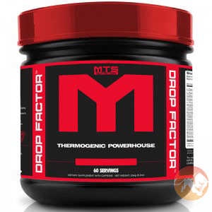 Image of MTS Nutrition Drop Factor 120 Caps