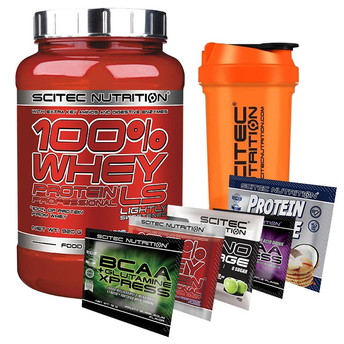 100% Whey Protein Professional 920g Chocolate Cookies & Cream