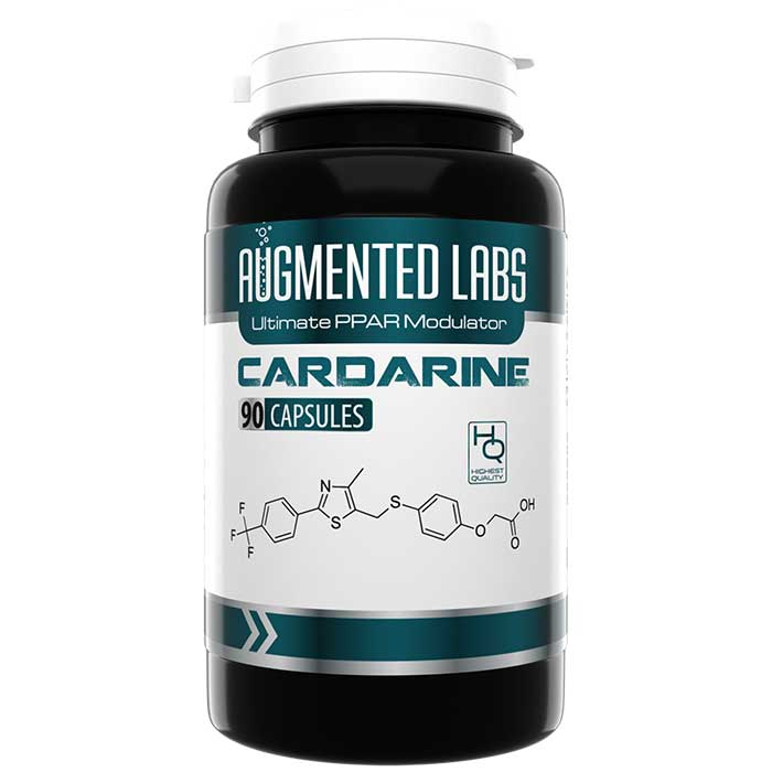 Image of Augmented Labs Cardarine 90 x 7mg