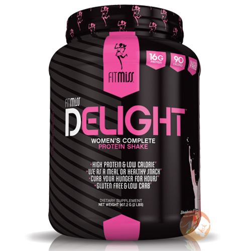 Image of FitMiss Delight 35 Servings Banana Cream